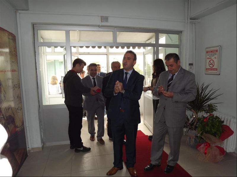 Bilim Merkezi Açılış Töreni